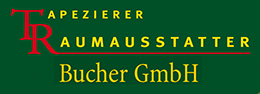 Traumausstatter Bucher GmbH Logo