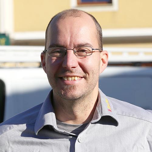 Andreas Bucher, Firmenchef