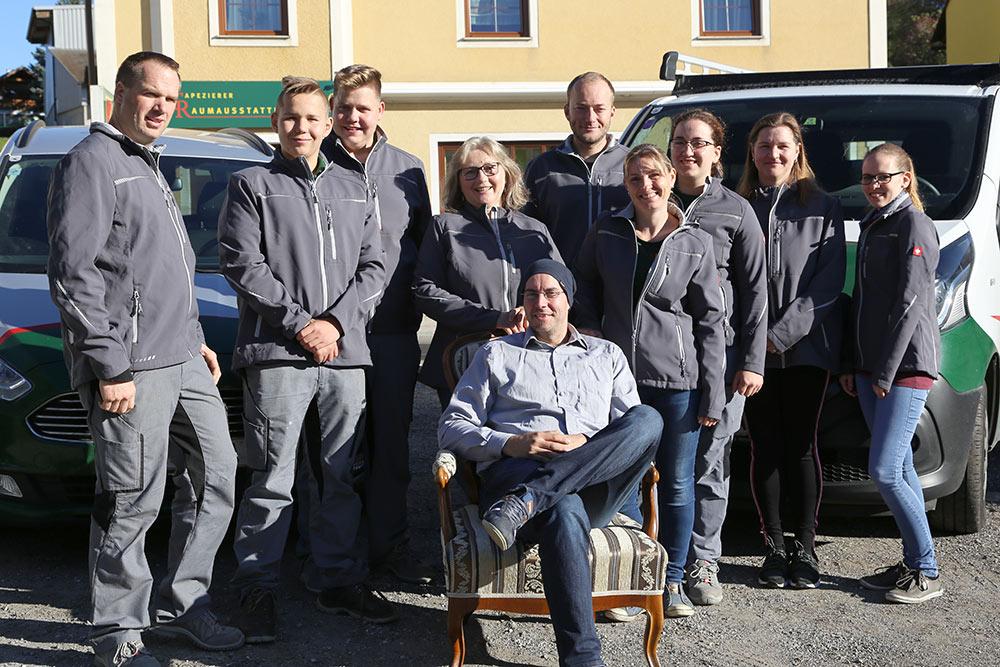 Traumausstatter-Team 2019